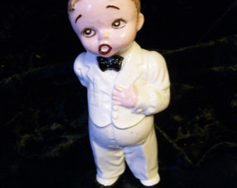 Figurine, Opera Singer  Japan