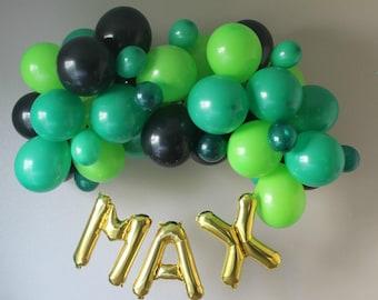 Greenery Balloon Art Kit