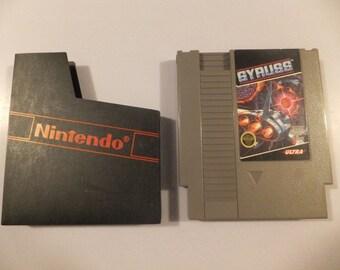 Gyruss Original NES Nintendo Vintage Video Game Cartridge