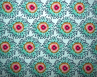 Fabric - Art gallery - jersey fabric -  Priory Square Clover Field