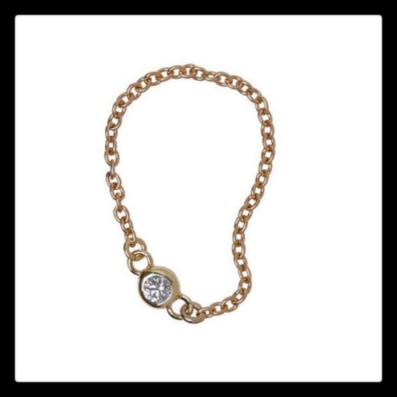 The Eva Chain Ring