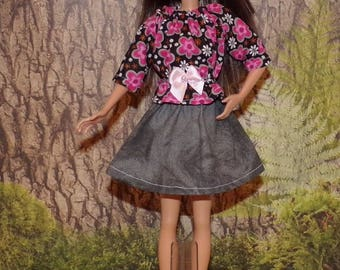 SKPR--101-102-103) SKIPPER doll clothes, 4 different outfits  to choose from