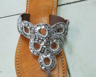 Moroccan Traditional Leather Sandals