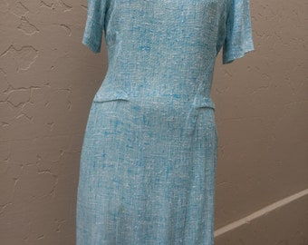 1960s sheath dress