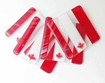 Canada Coasters - Set of Four