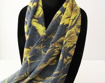 Traditional Silk Chiffon Scarf