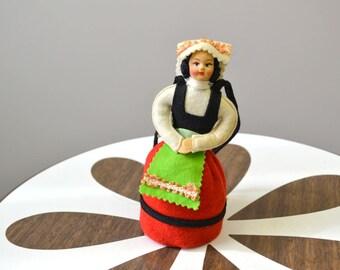 1960s Mini Italian Doll Purse
