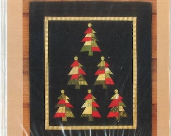 MH Designs Oh Christmas Tree Quilt Wall Hanging Pattern