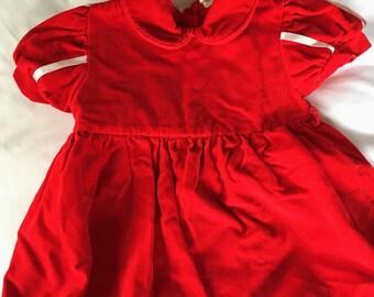 Vintage Mayfair Bubble Hem Dress