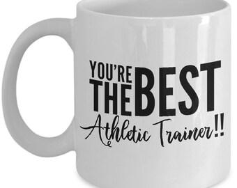 Athletic Trainer mug, Best Athletic Trainer, Athletic Trainer gift, Athletic Trainer,  gift for Trainer,  Best Trainer,  Trainer gift, mug