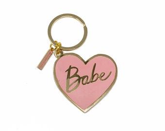 Babe Keychain