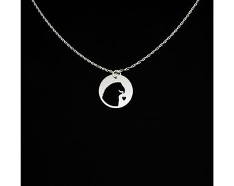 Parrot Necklace - Parrot Jewelry - Parrot Gift - Bird Lover Gift