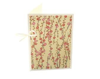"Invitation Card ""Hanami"""