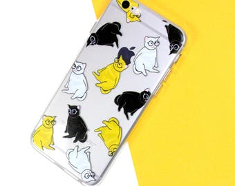 iPhone case 'Fat Cat'
