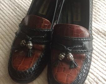Brighton Tasseled Loafers