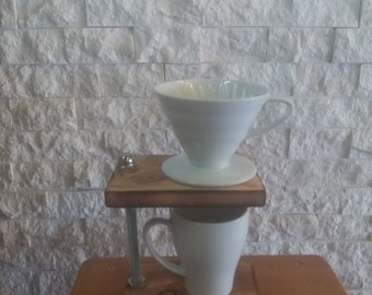 Pour Over Coffee Stand  | Pour Over Coffee Maker | Drip Coffee Maker | Coffee Stand | Drip Coffee Stand | Industrial