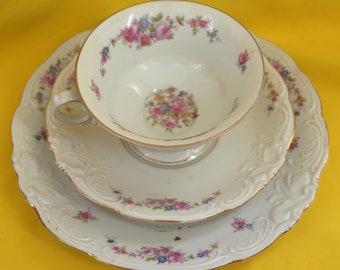 KPM Neo Baroque tea cup, like new