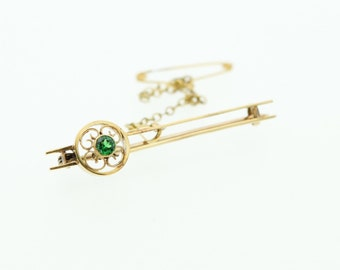 Vintage Bar Brooch (SKU585)