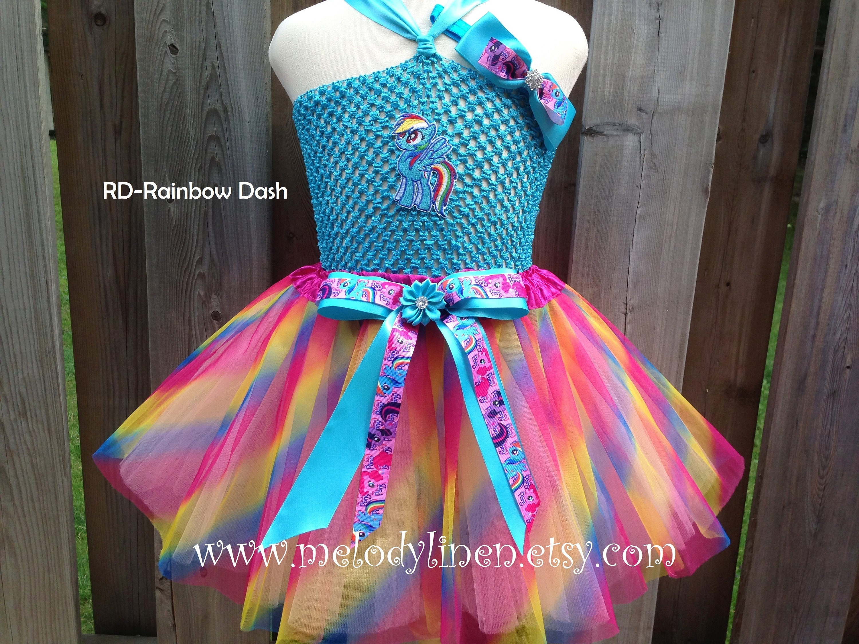 Contemporary My Little Pony Party Dress Gallery - All Wedding ...