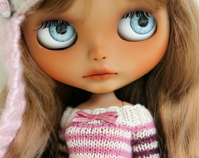 OOAK Blythe – Gigi – Custom Blythe doll