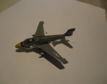 Vintage Intruder EA-6A Diecast Metal Plane Toy, collectable