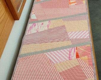 Stripe It Rich Table Runner