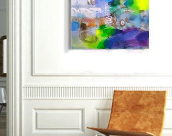 Abstract Canvas Wall Art, Canvas Art Acrylic Painting, Original Painting Canvas Art, Contemporary Home Decor, Abstract Canvas Art original