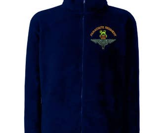 Army crossed swords fleeces