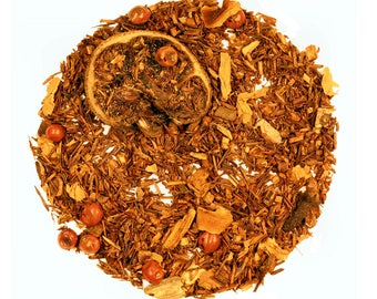 Rooibos Winter Warmth Tea, Winter Warmth Loose Tea, Gourmet Loose Tea, Rooibos Tea, South African Rooibos Tea