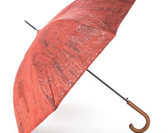 Amazing Cork Umbrella  -  FREE SHIPPING WORLDWIDE - Vegan eco-friendly Gift Idea