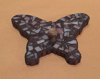 Mosaic Butterfly Hook