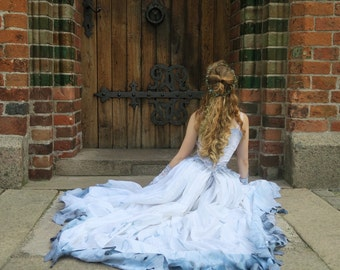 Corpse Bride Dress - Halloween Costume