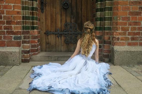 Corpse Bride Wedding Gown: Corpse Bride Dress Halloween Costume