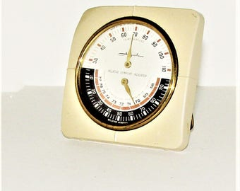Temperature/Relative Humidity Weather Instrument