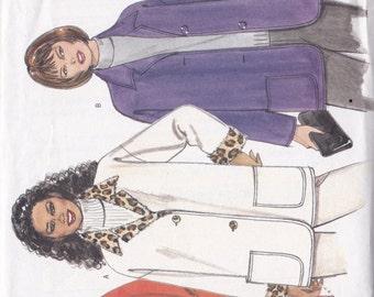 Butterick 6353 CLEARANCE Vintage Pattern Womens Winter Jacket in 3 Styles Size 16,18,20 Uncut