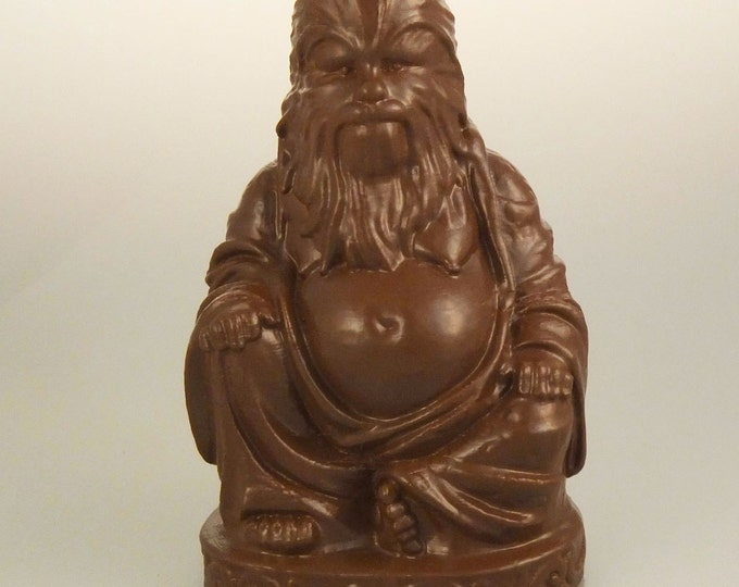 Star Wars - Chewbacca Buddha (Brown)