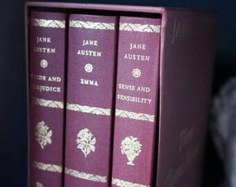 Boxed Set  Jane Austen Classic Novels  Folio  Very good condition  Collectors item
