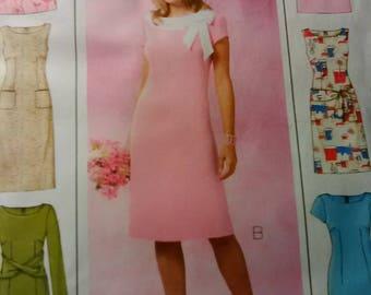 UNcut Butterick 4386 pattern
