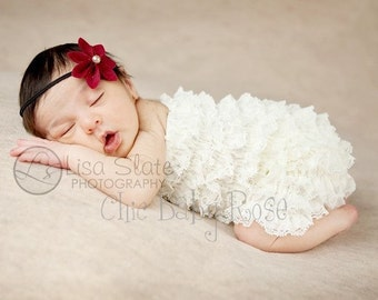 50% OFF Select Original Newborn Petti Romper in 22 Colors by Chic Baby Rose Great Photo Prop