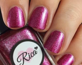 Hello Gorgeous (custom hand crafted nail polish)