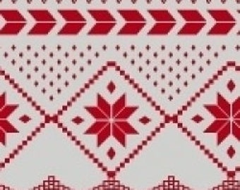Marcus Fabrics Flannel Chalk it up to Winter by Maw-Bell Designs   R28-9596-0244  -- 1/2 yard increments