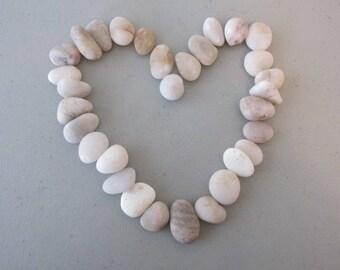Stones Beach Rocks Pebbles Supply Wedding Art Craft Supplies treasures Bulk Lot