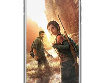 The Last of Us Joel and Ellie iPhone Case