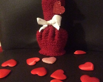 HotMale Love Package Valentine's Day Willy Warmer by Doodle Sweaters