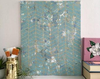 Sarah Abstract Fine Art, Original Art, Line Work, Modern Art, Original Painting, Wall Art, Canvas Art, Fine Art, Geometric Art