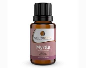 Myrtle Essential Oil | 5 mL | 15 mL | 30 mL | 100% Pure Therapeutic Grade