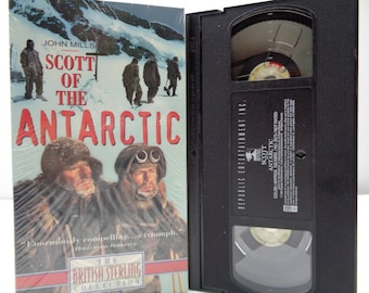 scott of the antarctic VHS Tape