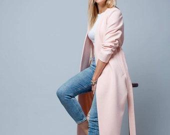 Elegant women's coat
