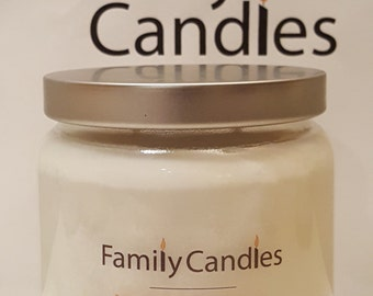 Family Candles - Mango Madness 16 oz Double Wicked Soy Candle