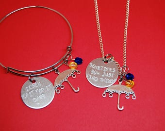 How I Met Your Mother Legendary Bangle or Necklace